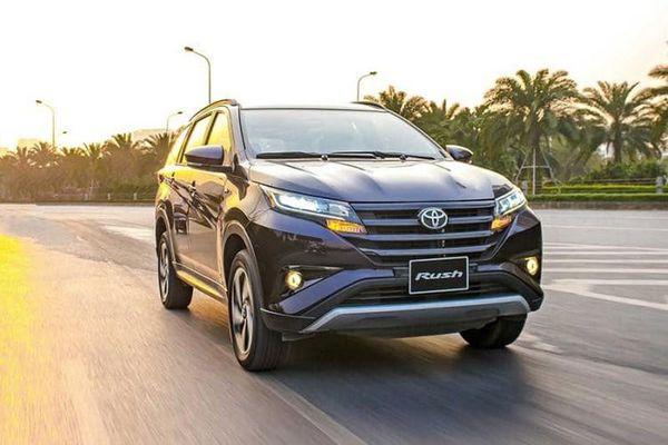 Gần 3.300 xe Toyota Avanza và Rush dính lỗi tại Việt Nam