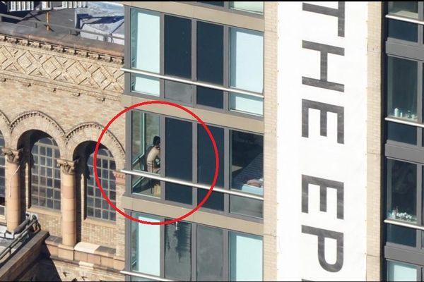 Bức ảnh lớn nhất thế giới về New York gây 'sốt', sắc nét đến độ nhìn rõ cả người khỏa thân trong tòa nhà