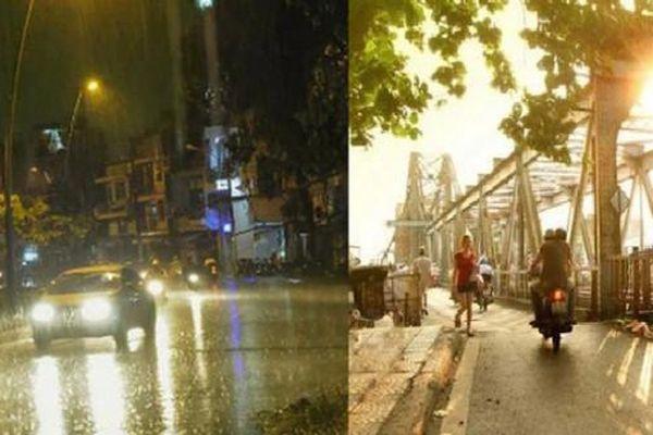 Hà Nội và các tỉnh miền Bắc mưa đến ngày nào?