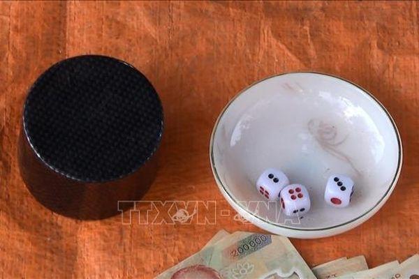 Đồng Nai: Triệt phá tụ điểm đánh bạc gây bức xúc trong nhân dân