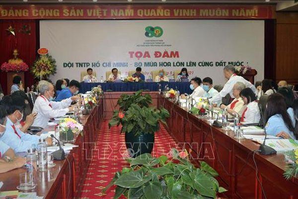 Đội Thiếu niên Tiền phong Hồ Chí Minh - 80 mùa hoa lớn lên cùng đất nước