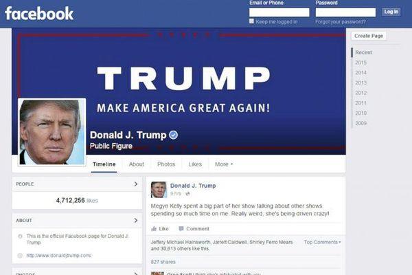 Facebook quyết định tiếp tục khóa tài khoản của ông Trump