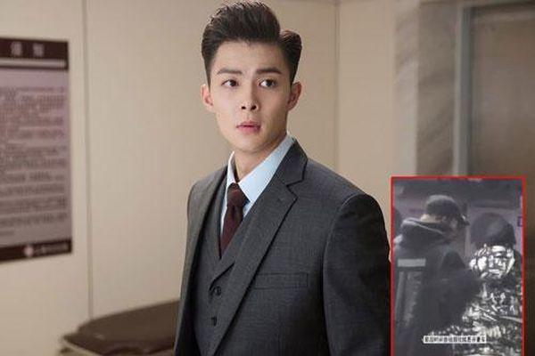 Sau chuyện tình tay 3 ồn ào, tài tử Trương Minh Ân lại bị phanh phui qua đêm với gái lạ ở khách sạn