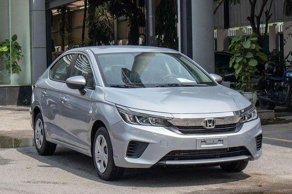 Honda City phiên bản E giá 499 triệu đồng có gì để 'đấu' với Toyota Vios?