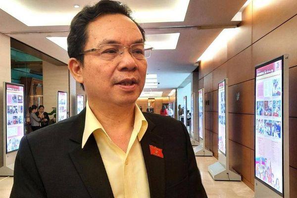 ĐBQH Hoàng Văn Cường: 'Nhiều người động viên tôi tự ứng cử'