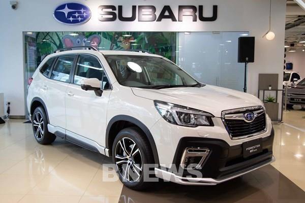Subaru Việt Nam ưu đãi đến 159 triệu đồng cho khách mua xe Forester
