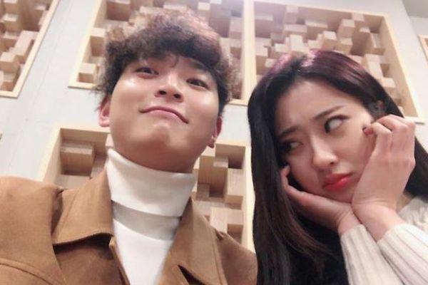 Jinwoon (2AM) - Kyungri (9MUSES) xác nhận chia tay sau 4 năm hẹn hò