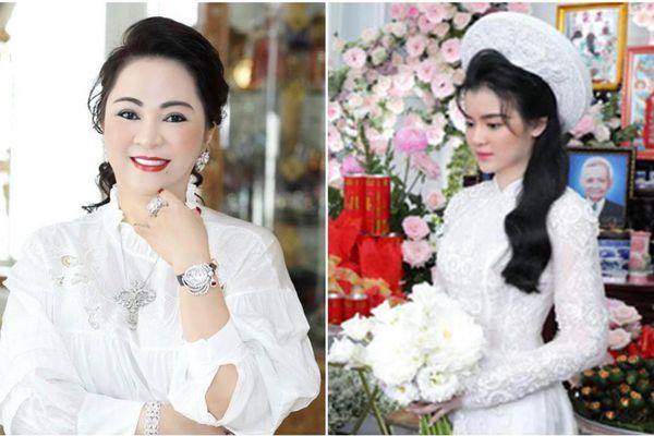 Một câu nói của bà Phương Hằng ở lễ đính hôn, dân tình phát hiện 'con dâu hào môn' rất được lòng mẹ chồng