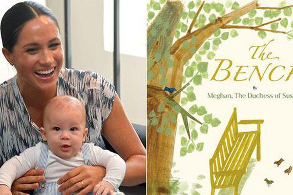 Lấy cảm hứng từ chồng con, Meghan Markle viết sách thiếu nhi