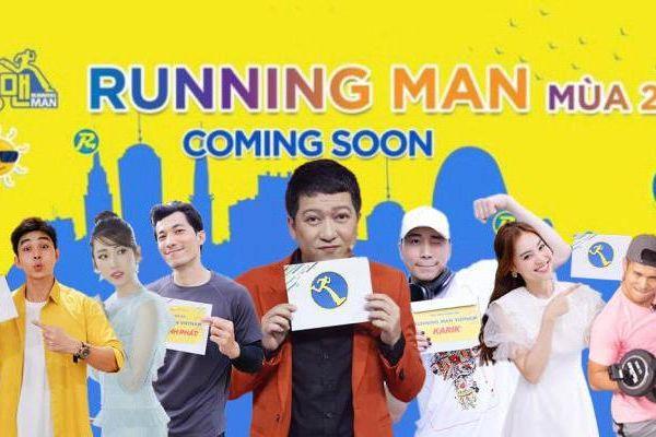 Running Man Việt Nam mùa 2 hé lộ dàn khách mời