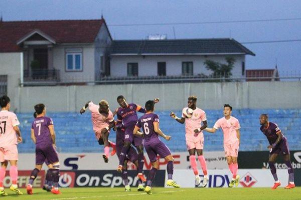 Hồng Lĩnh Hà Tĩnh sẽ gặp Viettel trên sân Việt Trì ở vòng 13 V-Luague 2021