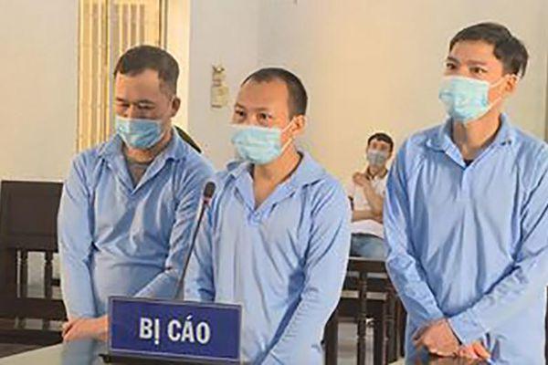 Hàng chục năm tù cho các đối tượng trộm liên tỉnh