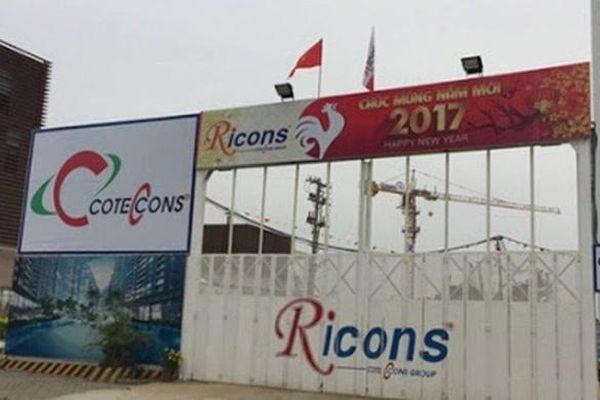 Doanh thu quý I của Ricons tăng, Coteccons giảm mạnh