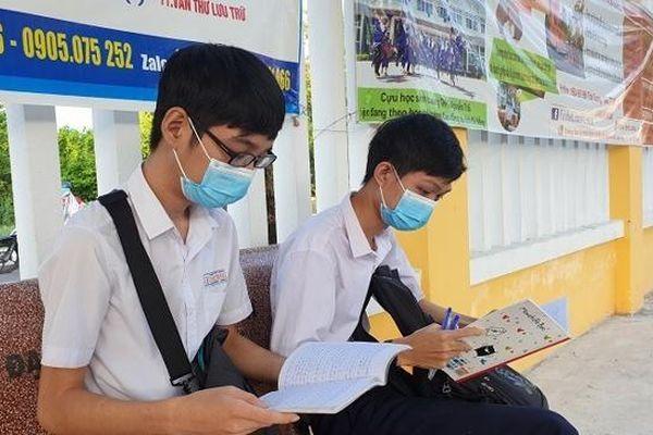 Trừ thành phố Hội An, từ 6/5 học sinh Quảng Nam đi học trở lại