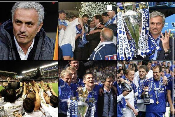 José Mourinho dẫn dắt Roma từ mùa bóng tới