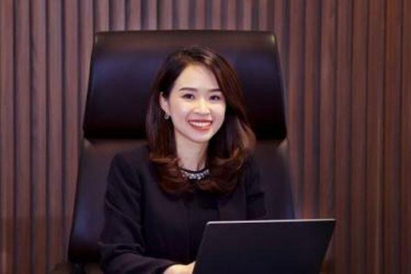 Bà Trần Thị Thu Hằng ngồi ghế 'nóng' Chủ tịch Kienlongbank ở tuổi 36
