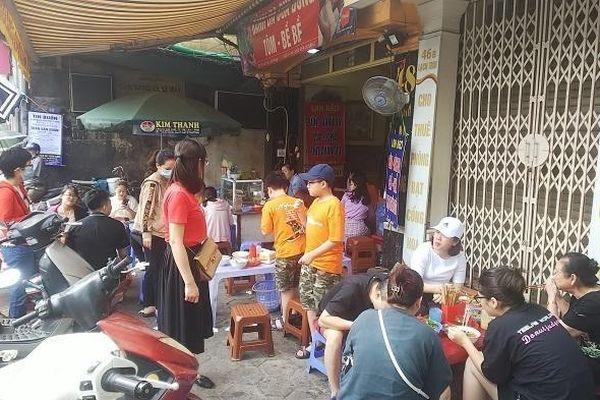 Hải Phòng dừng hoạt động khu vui chơi, quán ăn uống đường phố từ 0h ngày 6/5