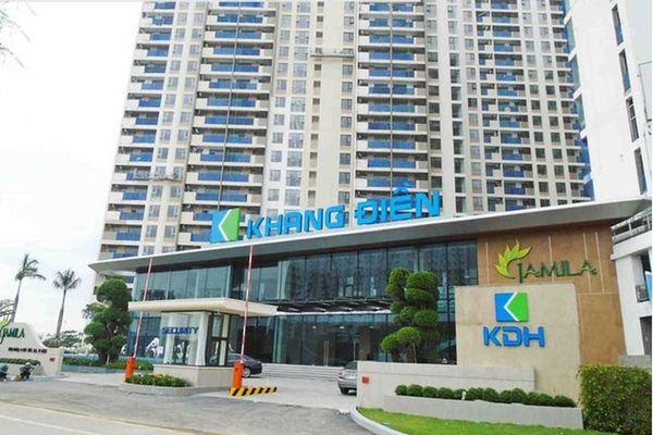 Khang Điền (KDH): Quý I/2021, lợi nhuận tăng 33,5%, đạt 206,7 tỷ đồng
