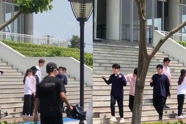 HOT: Lộ clip Đức Phúc tham gia Running Man mùa 2, chung đội với Trường Giang, Jun Phạm