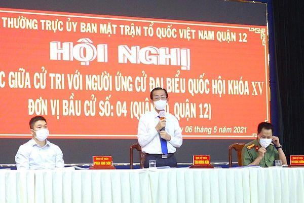 'Luật đất đai sửa đổi là khoản nợ của Quốc hội đối với dân'