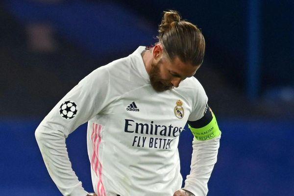 Dàn sao Real Madrid cúi đầu rời Champions League