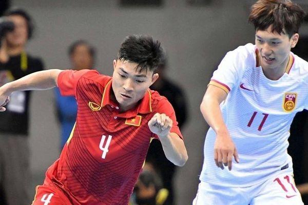 Việt Nam đấu Thái Lan trước trận play-off futsal World Cup