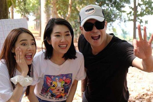 Trường Giang, Thúy Ngân, Trương Thế Vinh xuất hiện ở loạt game show