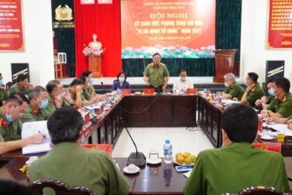 Giám đốc Công an Hà Nội: Xác định nhiệm vụ công tác bảo đảm an ninh trật tự phục vụ bầu cử là quan trọng số 1