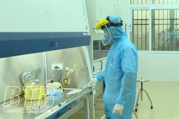 Thái Bình ghi nhận 5 trường hợp dương tính với SARS-CoV-2
