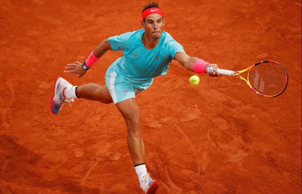 Nadal thắng dễ ở Madrid Masters 2021
