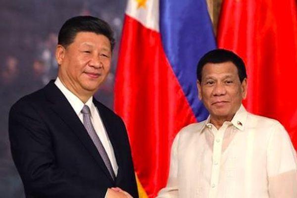 Trung Quốc đẩy Philippines trở lại vòng tay Mỹ