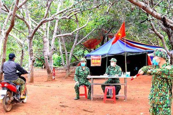 Bóc mẽ chiêu thức trung chuyển người Trung Quốc vượt biên sang Campuchia