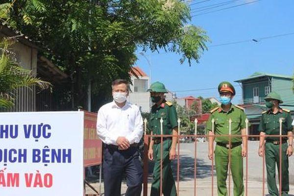 Thái Bình giãn cách xã hội, kích hoạt các tổ tự quản chống COVID-19 toàn tỉnh