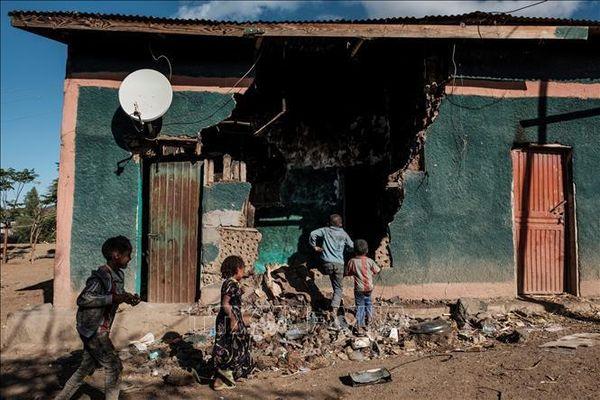 Liên hợp quốc hỗ trợ 65 triệu USD cho hoạt động nhân đạo ở Ethiopia