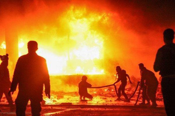 Israel gây hấn 'lạnh gáy' với Nga, tấn công dồn dập bằng tên lửa
