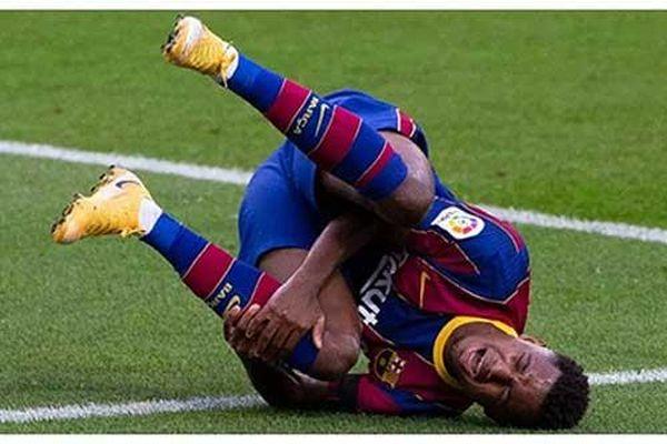 Ansu Fati cầu viện 'thần y' từng chữa trị cho Ronaldo