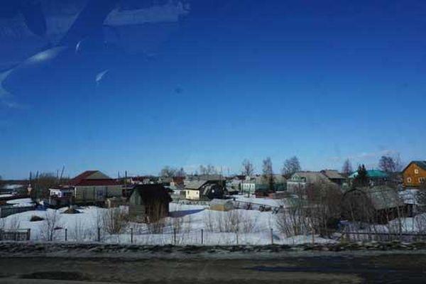Ngắm những nhà gỗ cổ đặc trưng ở thành phố phương Bắc nước Nga