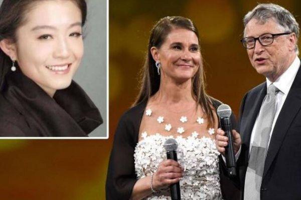 Nữ phiên dịch xinh đẹp bị đồn làm người thứ 3 của tỷ phú Bill Gates là ai?