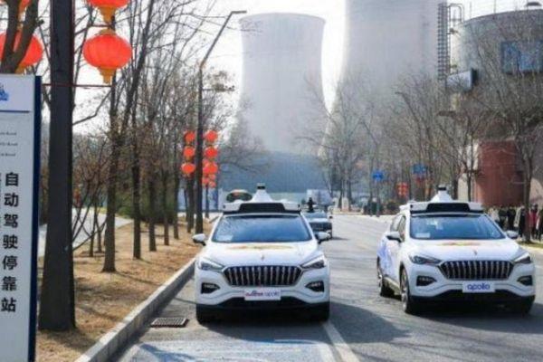 Trung Quốc vận hành taxi tự lái tại Olympic Bắc Kinh 2022