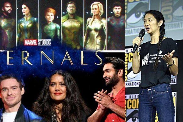 Đạo diễn 'Eternals' đứng trước nguy cơ bị khán giả Trung Quốc tẩy chay