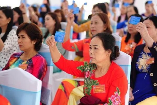 Đà Nẵng: 100% Hội LHPN xã, phường tổ chức thành công Đại hội đại biểu phụ nữ nhiệm kỳ 2021-2026