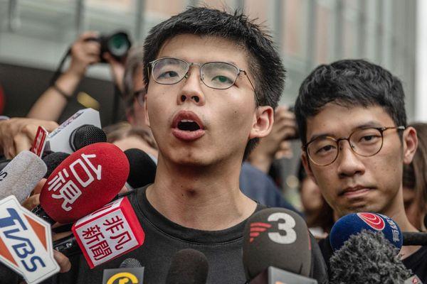 Tòa án Hong Kong tuyên phạt 10 tháng tù đối với Hoàng Chi Phong