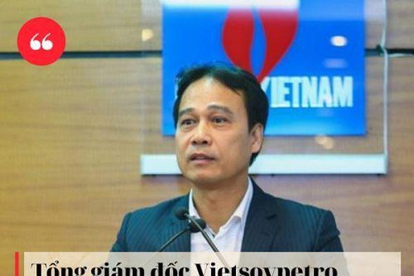 Tổng giám đốc Vietsovpetro Nguyễn Quỳnh Lâm: Khiêm tốn nhưng quyết liệt trong quản lý điều hành