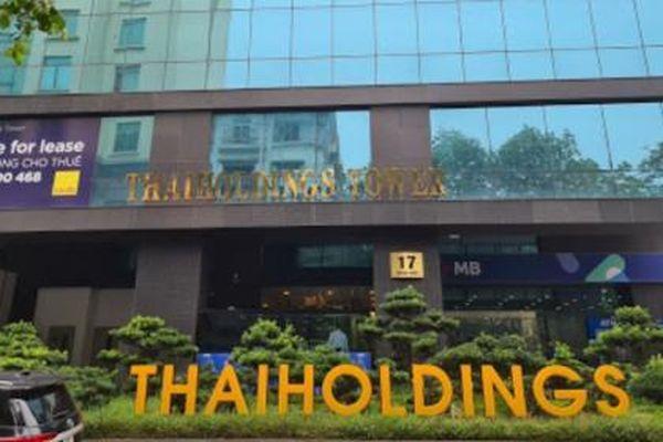 Thaiholdings của bầu Thụy lên kế hoạch tăng vốn gấp đôi