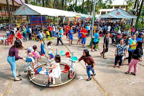 An Giang triển khai thực hiện Tháng hành động vì trẻ em năm 2021