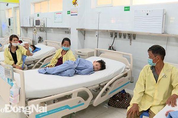 Vụ 6 trẻ nhập viện nghi ngộ độc: Các bé đang dần hồi phục