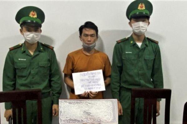 Ban chỉ huy Bộ đội biên phòng Bà Rịa - Vũng Tàu liên tiếp triệt phá 3 vụ án ma túy trong 2 ngày qua