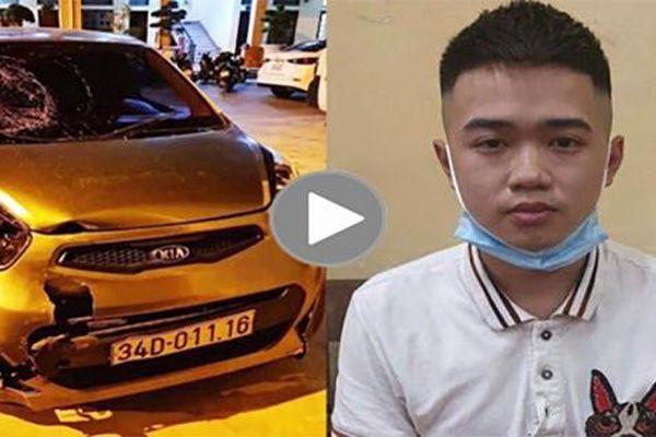 Thanh niên 21 tuổi lái ô tô tông chết nữ sinh rồi tăng ga bỏ chạy