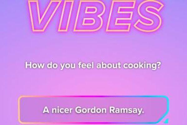 Vibes – một phương thức kết nối mới giúp thành viên Tinder thể hiện cá tính