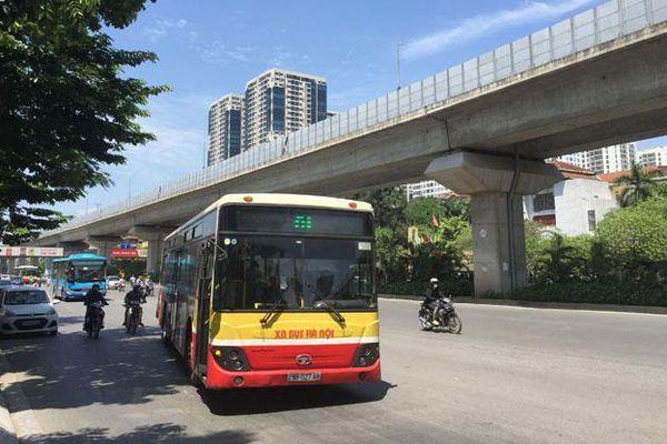 Xe buýt Hà Nội không được vận chuyển hành khách vượt quá 50% số chỗ